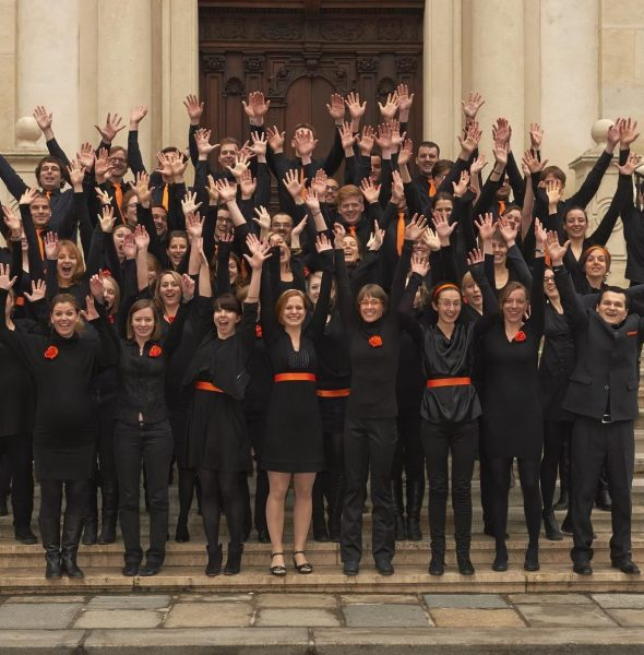 Trus – Percorsi: Concerto del coro 'cantus iuvenis' di Vienna