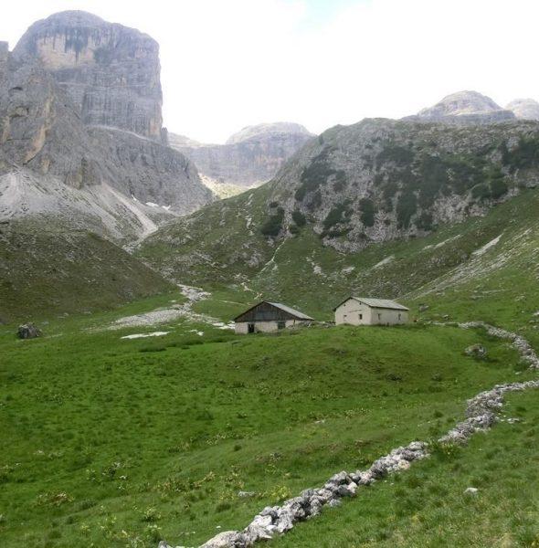 La natöra te so gran splendur – Escursione alla Malga Antersasc e Cima Dodici