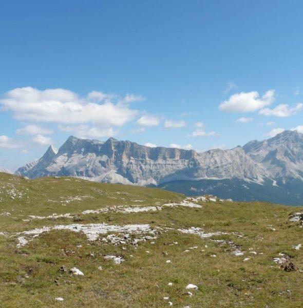 Spettacolari panorami delle malghe Gherdenacia e Somamunt