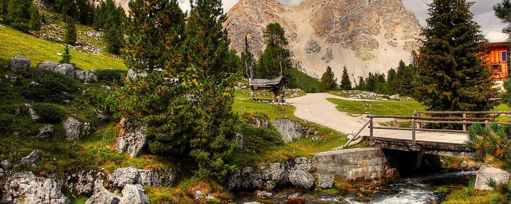 La Val Badia: il cuore del parco Fanes Senes Braies