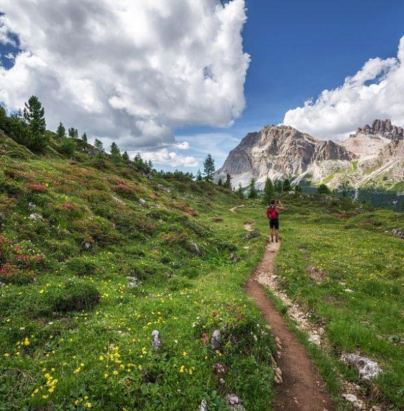 Maratonina escursionistica 'Tru di pra'