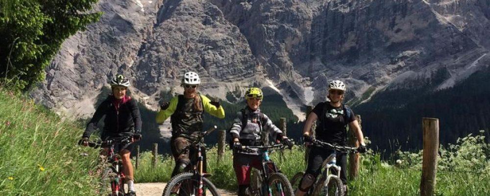 Vacanza in bicicletta in Val Badia
