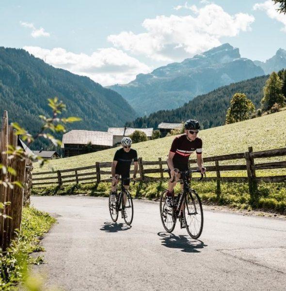 Passo Giau: Tour guidato in bici da corsa