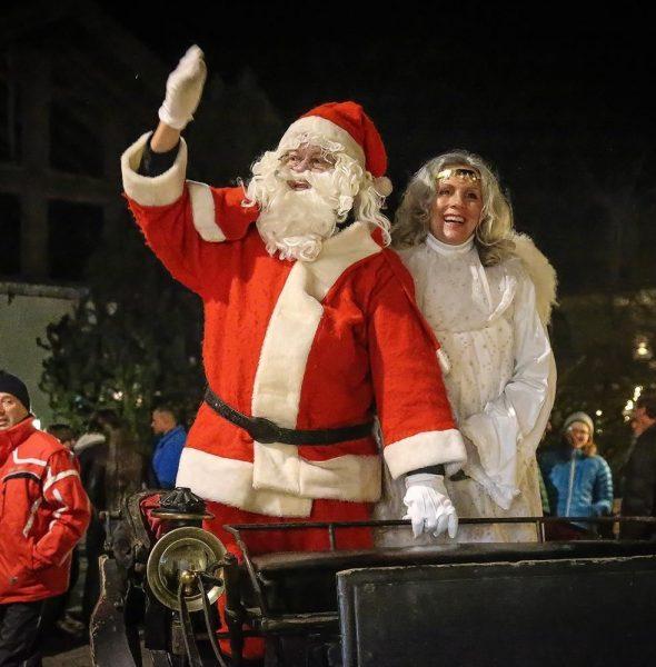 Marcé da Nadé – Arriva Babbo Natale