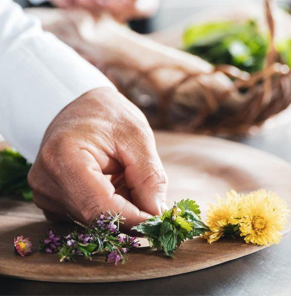 Dimentica il cliché del cuoco scorbutico e stizzito