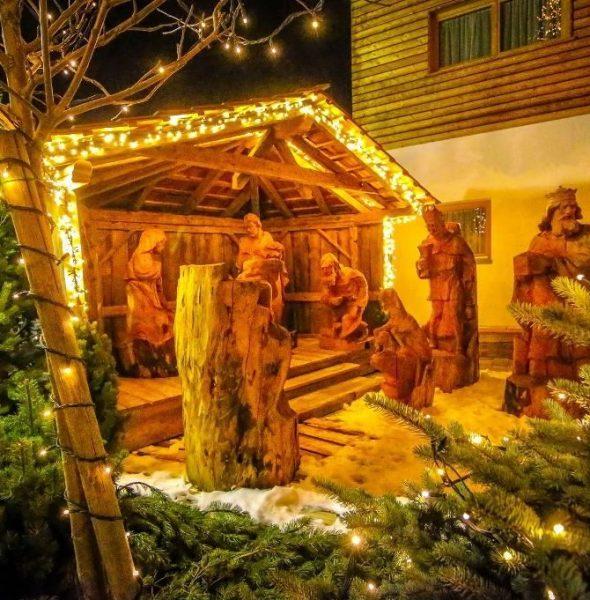 Paisc da Nadé – Nascita di Cristo