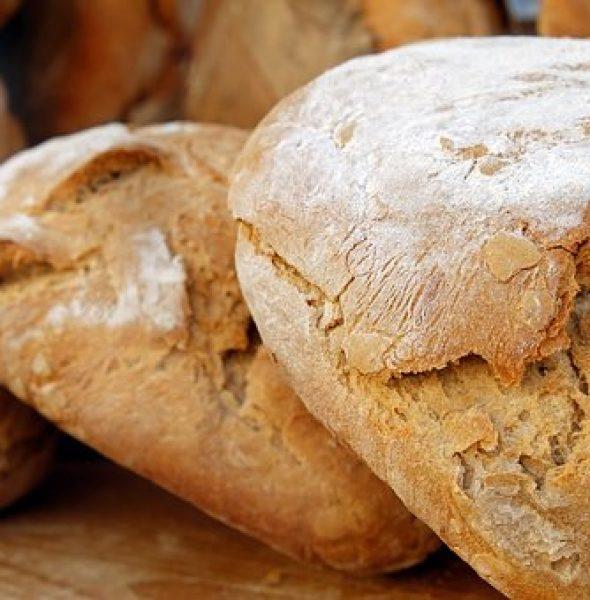 Un pomeriggio in compagnia del Mago Paladino & preparazione del pane