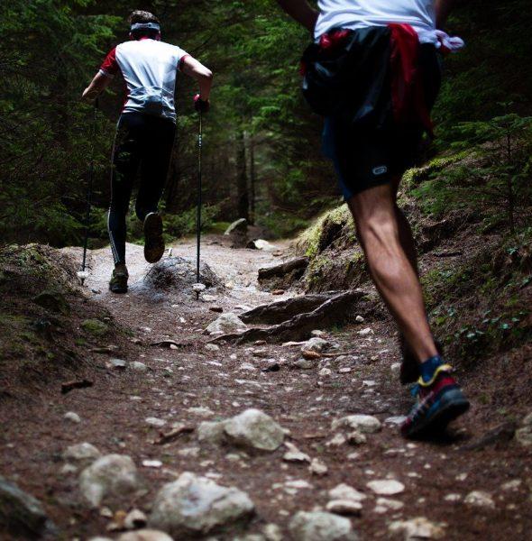Trail running – Tour dei laghi