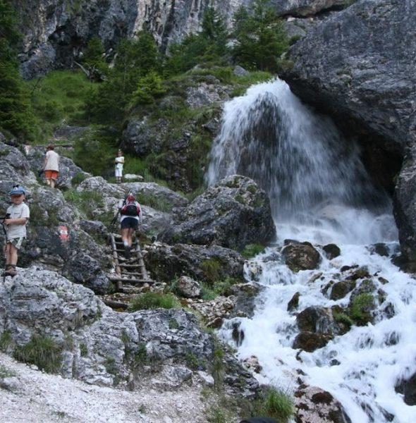 Tru dal'ega: Vivere la forza e la varietà dell'acqua