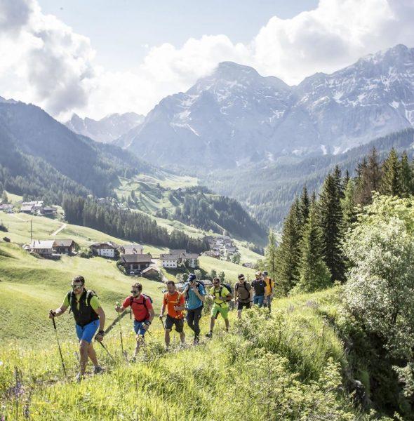 Maratonina escursionistica